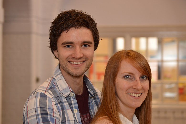 Adam and Hannah Bonfield